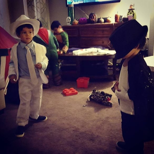 My Kids Love Michael Jackson And It's So Damn Cool