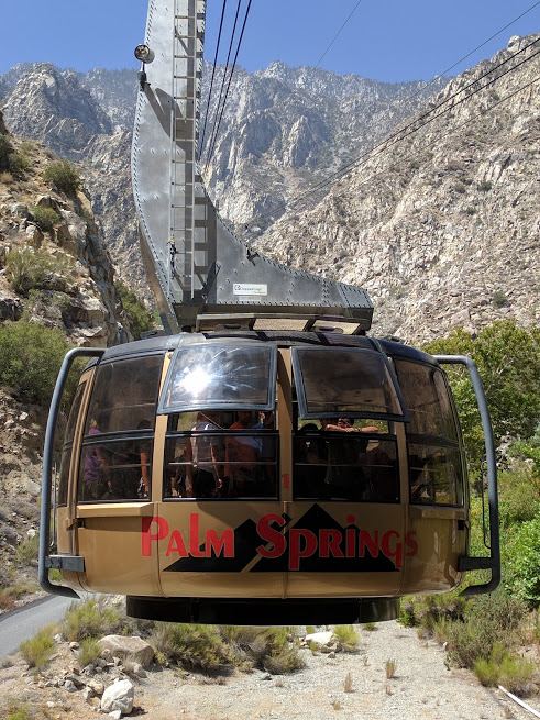 A Day Trip To Palm Springs